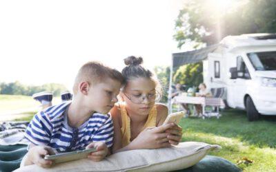 Dziecko w kontakcie z angielskim w wakacje – to proste!